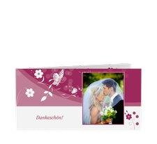 """Danksagungskarte Hochzeit """"Verona"""""""