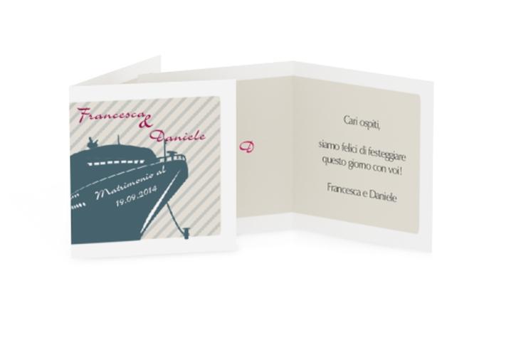 Biglietti Bomboniera matrimonio collezione Maiorca Geschenkanhänger 10er Set