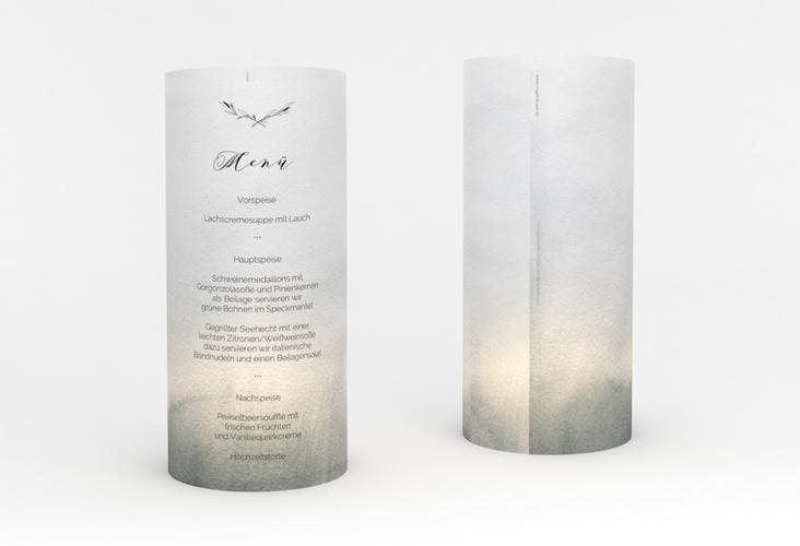 """Windlicht Menü Hochzeit """"Divine"""" Windlicht"""