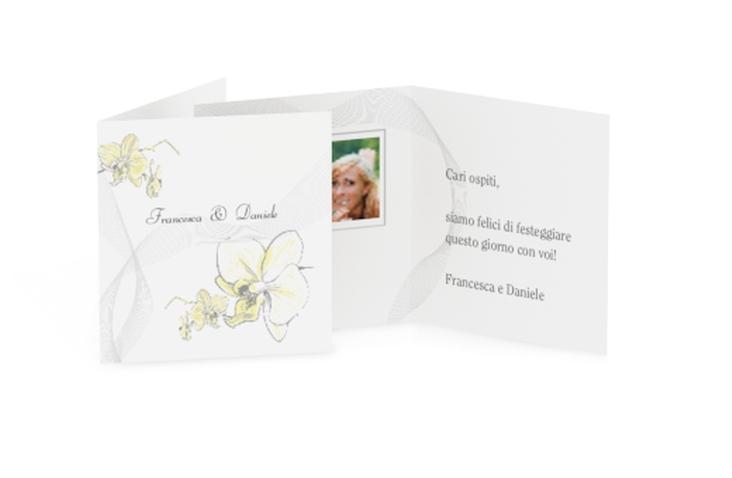 Biglietti Bomboniera matrimonio collezione Modena Geschenkanhänger 10er Set
