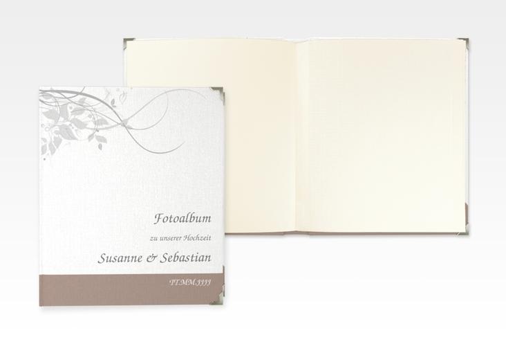 """Hochzeitsalbum """"Florenz"""" 21 x 25 cm"""
