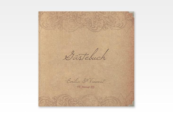 """Gästebuch Selection Hochzeit """"Fairytale"""" Hardcover"""
