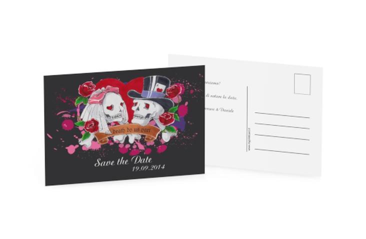 Biglietti Save the Date collezione Palermo A6 Postkarte