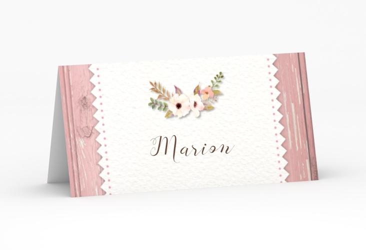 "Tischkarte Hochzeit ""Heimatjuwel"" Tischkarten"