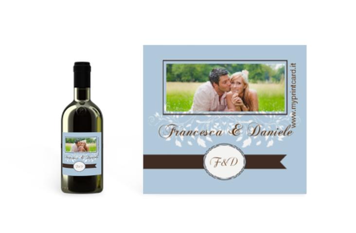 Etichette piccolo matrimonio collezione Malaga Etikett Piccolo