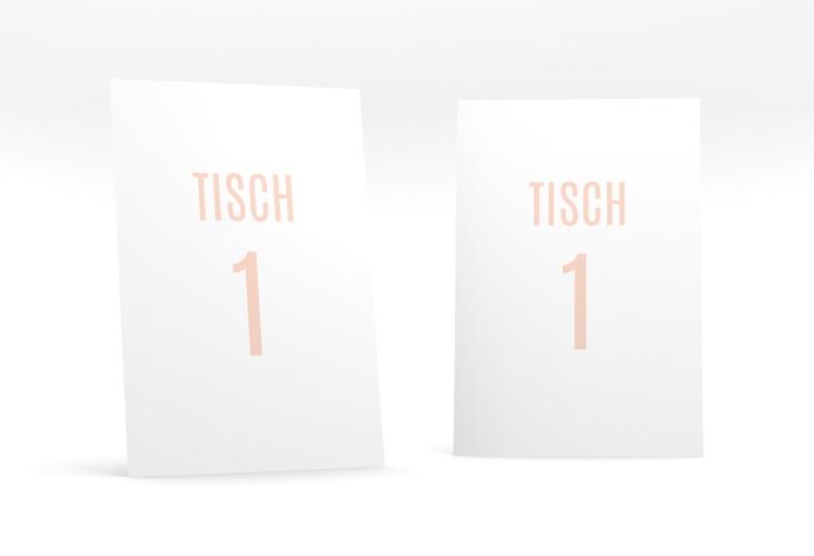 """Tischnummer Hochzeit """"Memory"""" Tischaufsteller"""