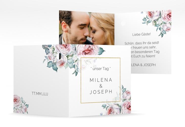 "Geschenkanhänger Hochzeit ""Embrace"" Geschenkanhänger 10er Set"