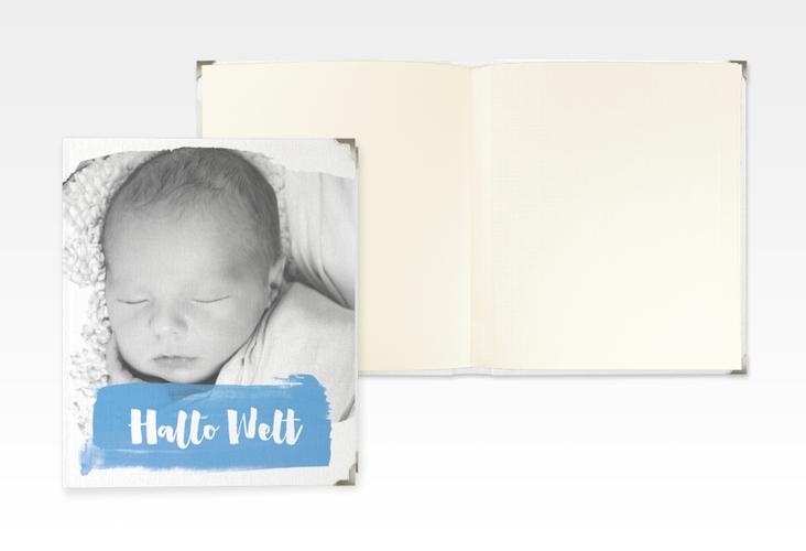 """Baby Fotoalbum """"Artwork"""" 21 x 25 cm"""