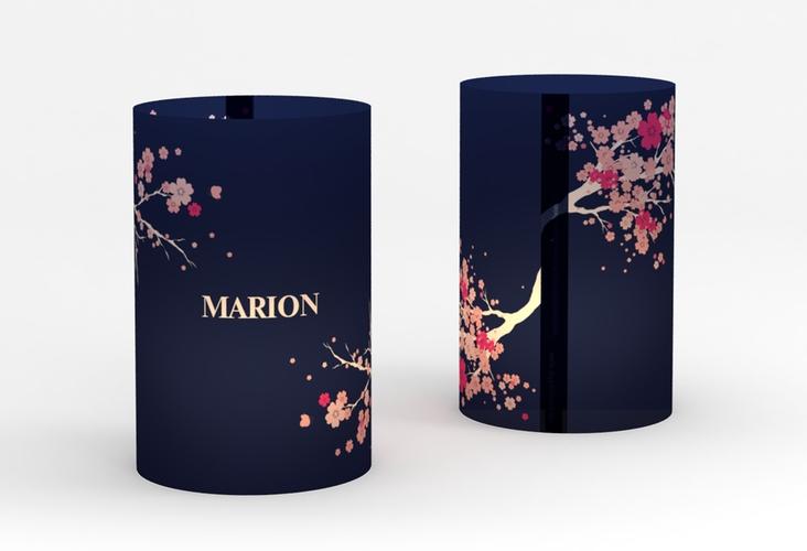 """Windlicht Hochzeit """"Sakura"""" Windlicht"""