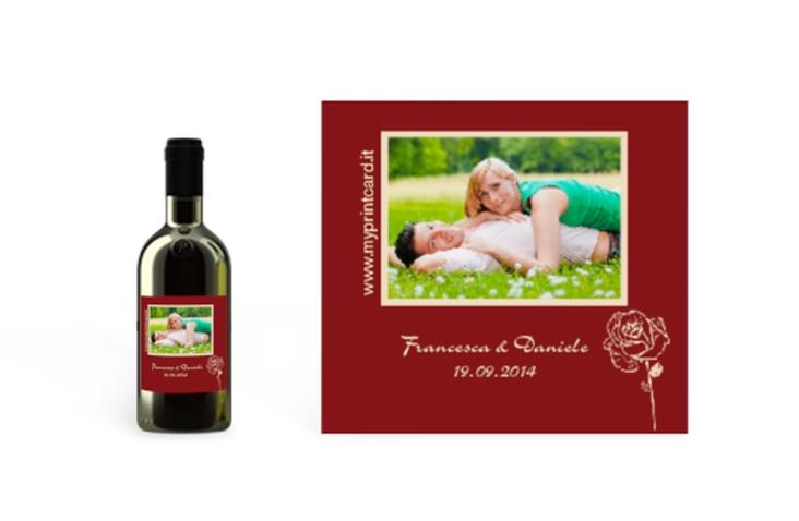 Etichette piccolo matrimonio collezione Rimini Etikett Piccolo