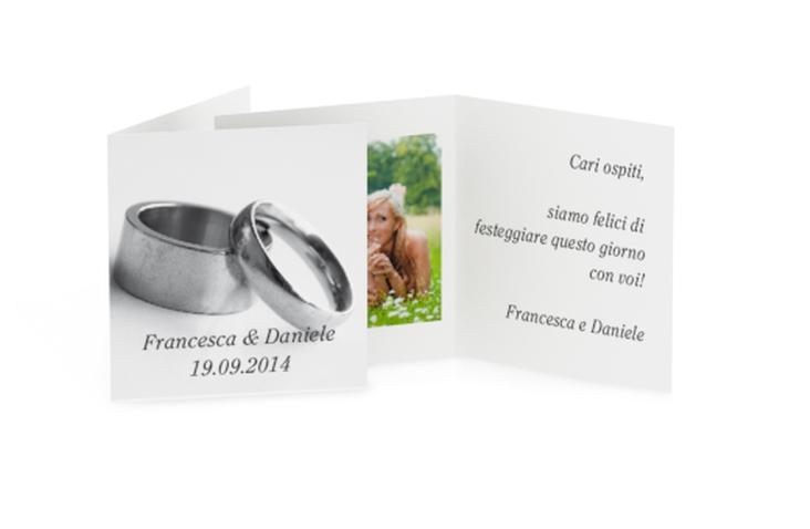 Biglietti Bomboniera matrimonio collezione Siviglia Geschenkanhänger 10er Set