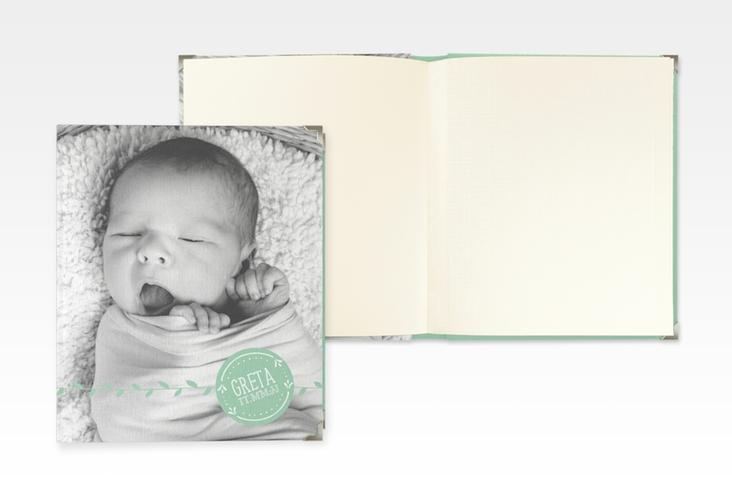"""Baby Fotoalbum """"Unikat"""" 21 x 25 cm"""