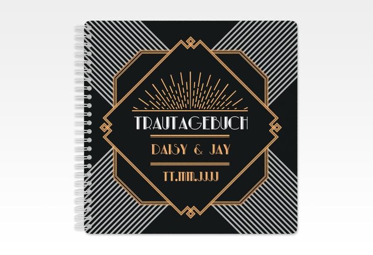 """Trautagebuch Hochzeit """"Gatsby"""" Trautagebuch Hochzeit"""