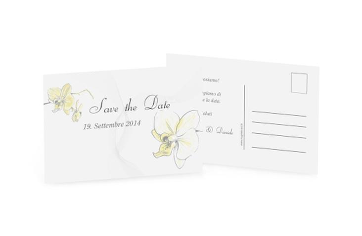 Biglietti Save the Date collezione Modena A6 Postkarte