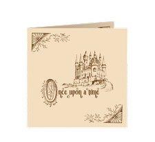 """Hochzeitseinladung """"Storybook"""""""