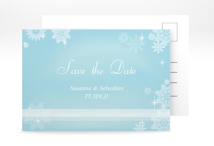 "Save the Date-Postkarte ""Meran"" A6 Postkarte"