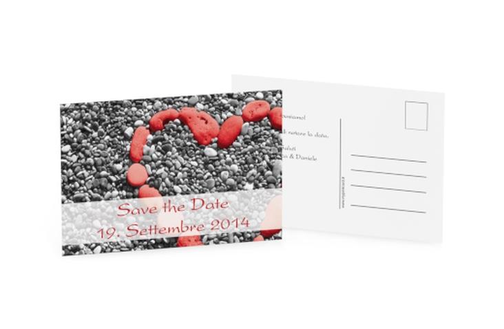 Biglietti Save the Date collezione Bilbao A6 Postkarte