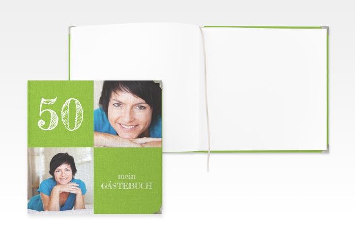 "Gästebuch Selection Geburtstag ""Lebensfreude"" Hardcover"
