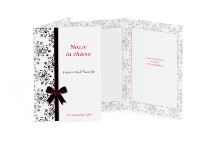 Libro messa matrimonio collezione Bologna DIN A5 geklappt
