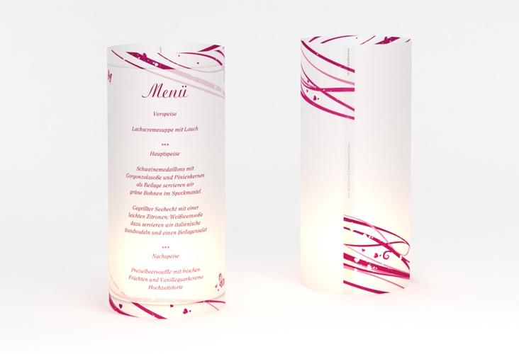 """Windlicht Menü Hochzeit """"Mailand"""" Windlicht"""