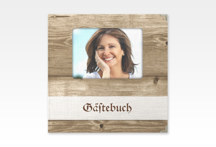 "Gästebuch Selection Geburtstag ""Michael/Michaela"" Leinen-Hardcover"