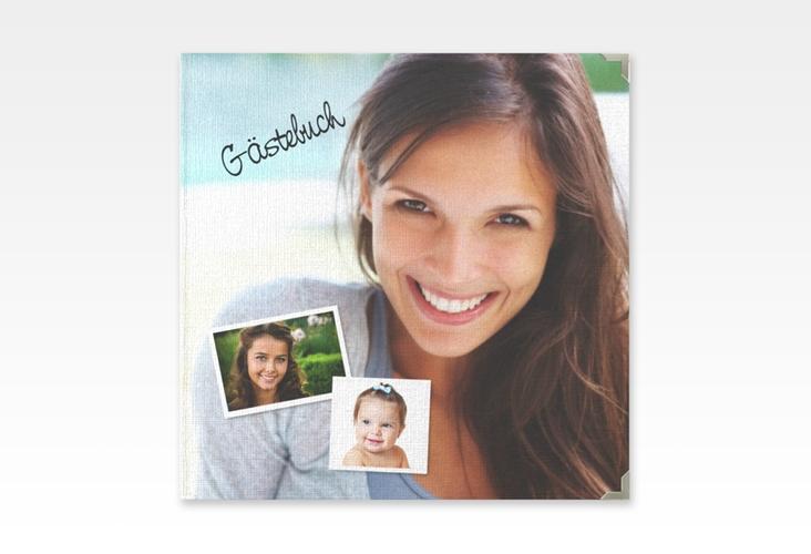 "Gästebuch Selection Geburtstag ""Friedolin/Frieda"" Leinen-Hardcover"