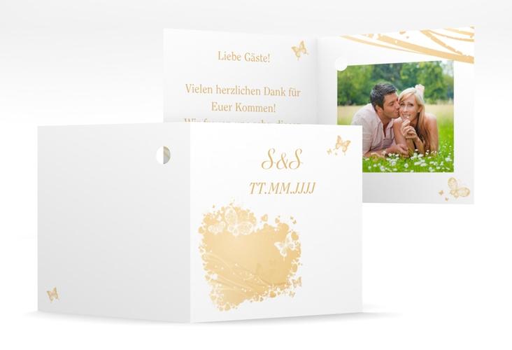 """Geschenkanhänger Hochzeit """"Mailand"""" Geschenkanhänger 10er Set beige"""