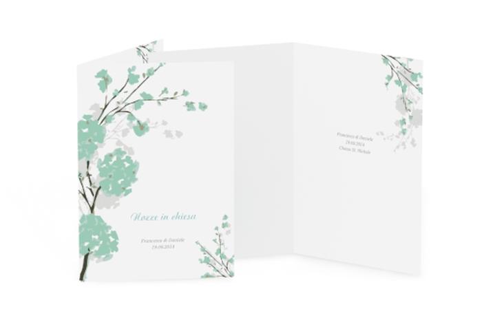 Libro messa matrimonio collezione Salerno DIN A5 geklappt