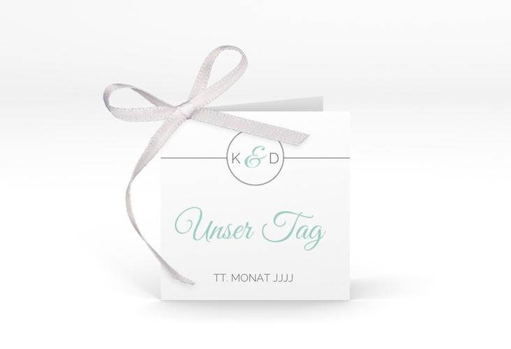 """Geschenkanhänger Hochzeit """"Unique"""" Geschenkanhänger 10er Set"""