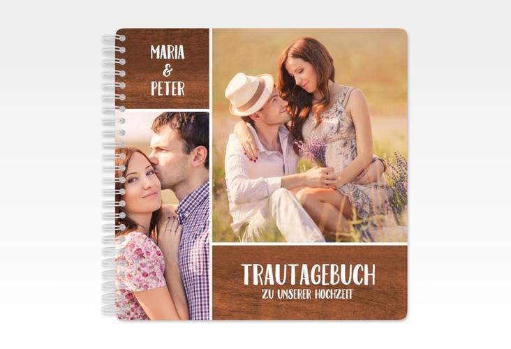 """Trautagebuch Hochzeit """"Landliebe"""" Trautagebuch Hochzeit"""