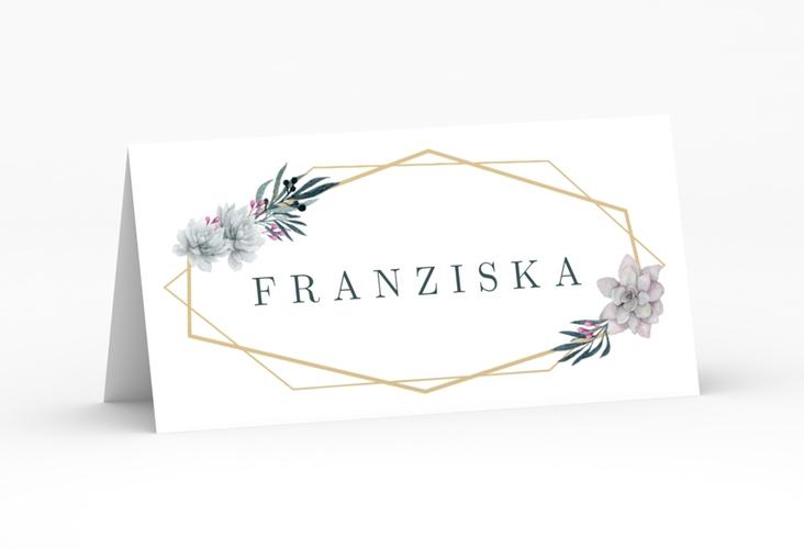 """Tischkarte Hochzeit """"Terrarium"""" Tischkarten"""