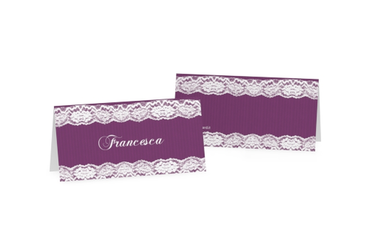 Segnaposti matrimonio collezione Montreux Tischkarten
