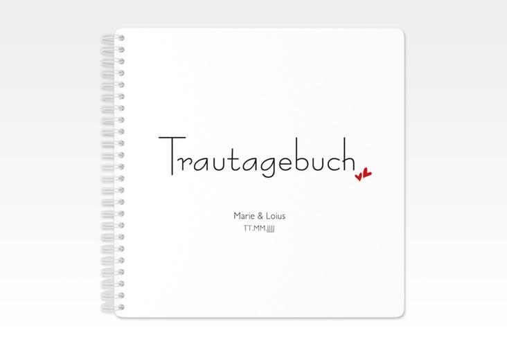 """Trautagebuch Hochzeit """"Twohearts"""" Trautagebuch Hochzeit"""