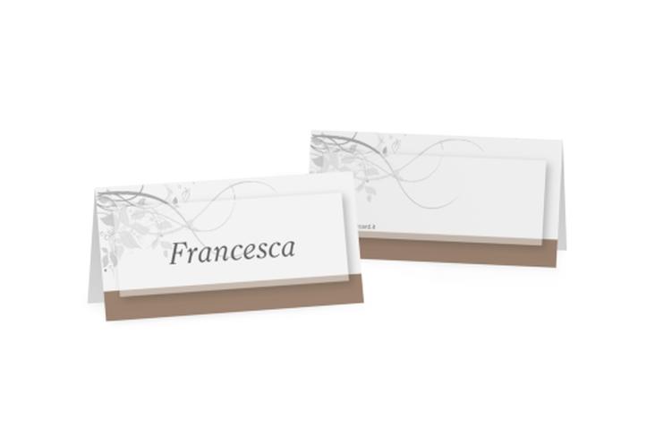Segnaposti matrimonio collezione Firenze Tischkarten