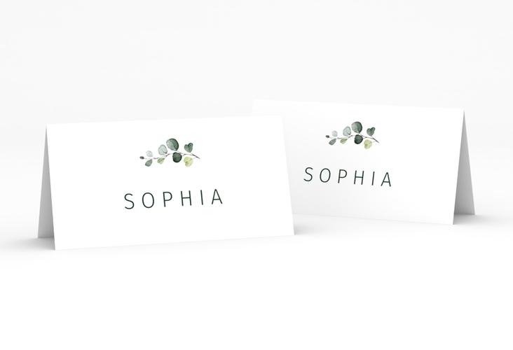 """Tischkarte Hochzeit """"Enchanting"""" Tischkarten"""