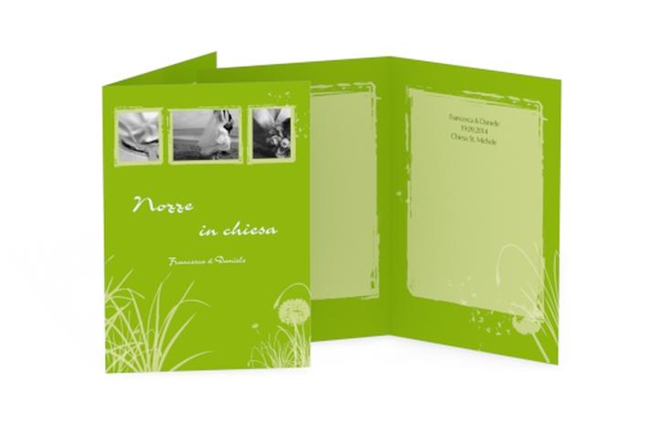 Libro messa matrimonio collezione Murcia DIN A5 geklappt