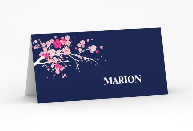 """Tischkarte Hochzeit """"Sakura"""" Tischkarten"""