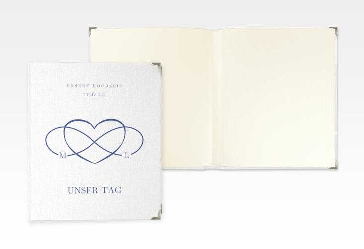 "Hochzeitsalbum ""Infinity"" 21 x 25 cm"