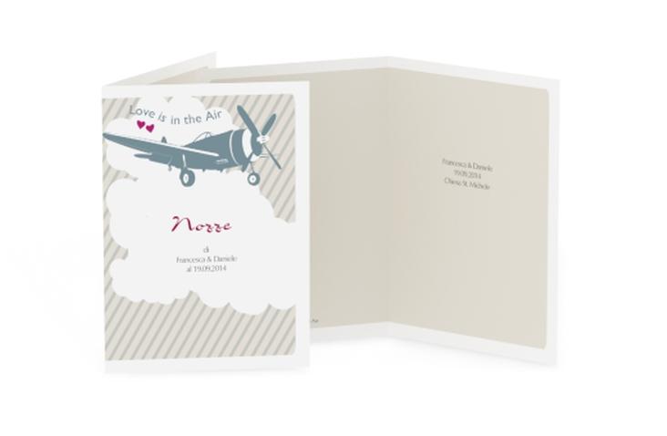 Libro messa matrimonio collezione Teneriffa DIN A5 geklappt