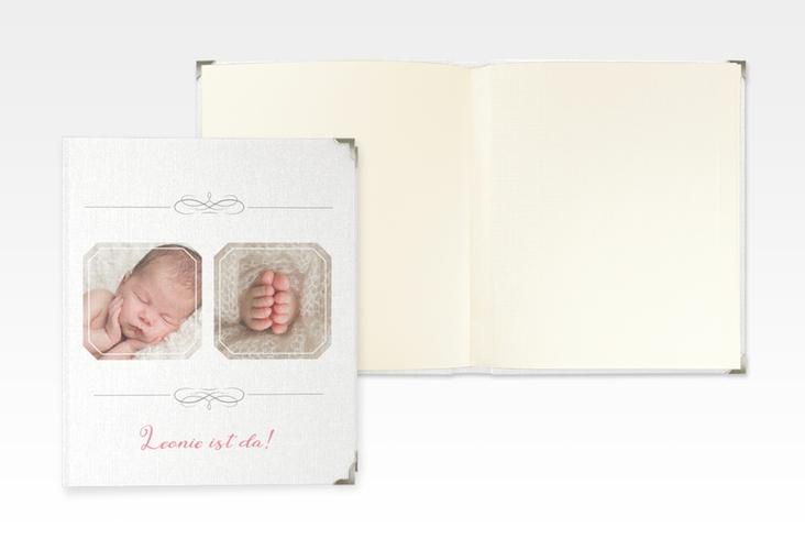 "Baby Fotoalbum ""Lullaby"" 21 x 25 cm rosa"
