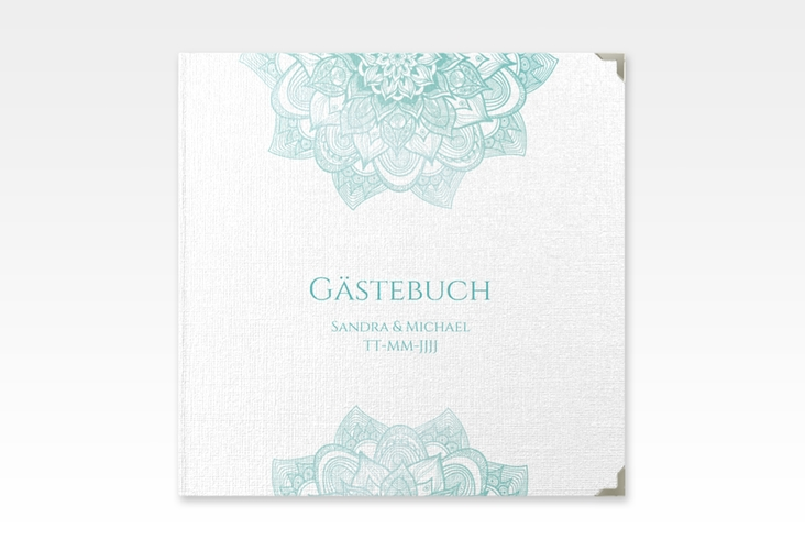 "Gästebuch Selection Hochzeit ""Delight"" Hardcover mint"