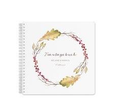 """Trautagebuch Hochzeit """"Herbsthochzeit"""""""