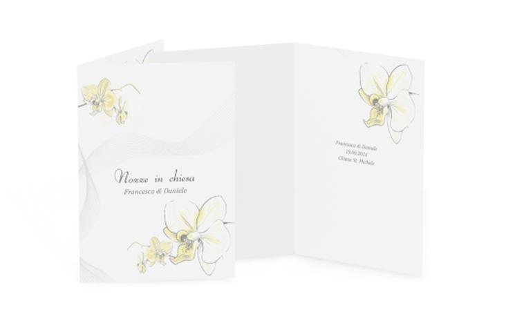 Libro messa matrimonio collezione Modena DIN A5 geklappt