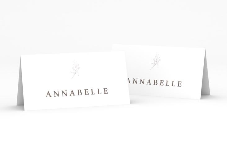 """Tischkarte Hochzeit """"Ivy"""" Tischkarten"""