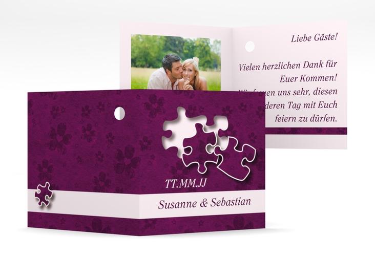 """Geschenkanhänger Hochzeit """"Ravensburg"""" Geschenkanhänger 10er Set"""