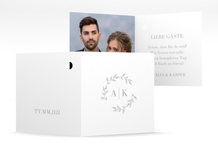 """Geschenkanhänger Hochzeit """"Filigrana"""" Geschenkanhänger 10er Set"""