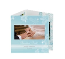 """Danksagungskarte Hochzeit """"Meran"""""""