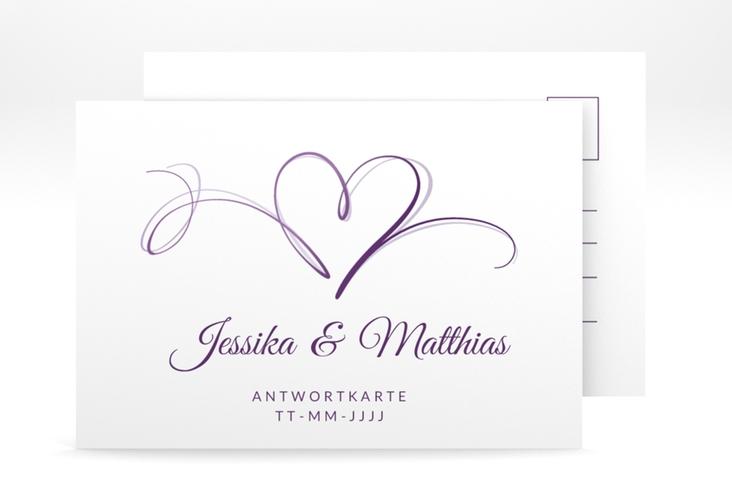 """Antwortkarte """"Envie"""" A6 Postkarte"""