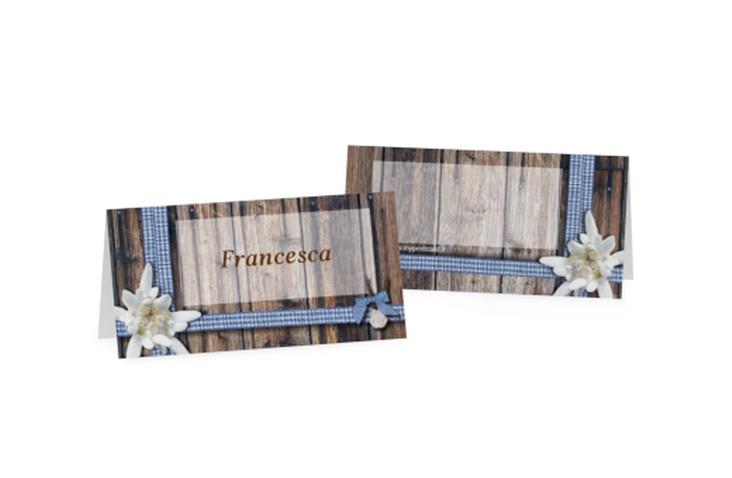 Segnaposti matrimonio collezione Monaco Tischkarten