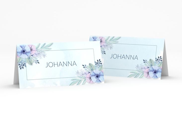 """Tischkarte Hochzeit """"Surfinia"""" Tischkarten"""
